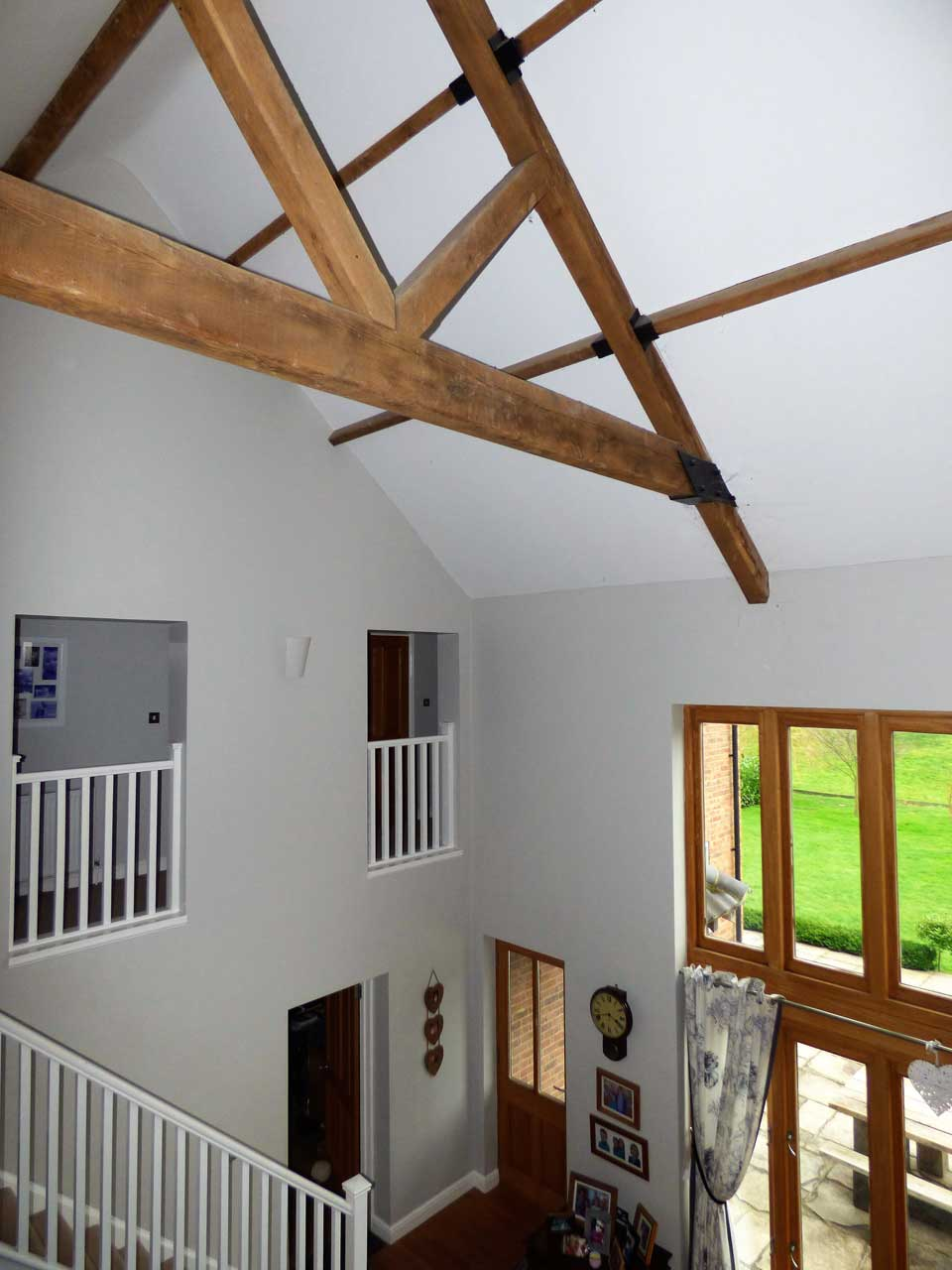 Oak Beams 02