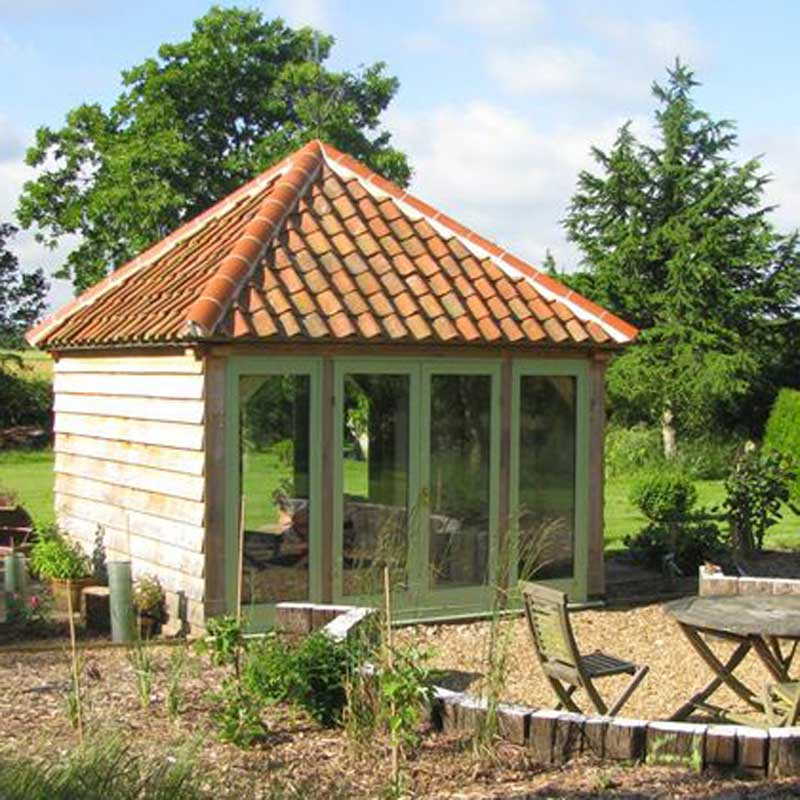 Oak Framed Garden Rooms