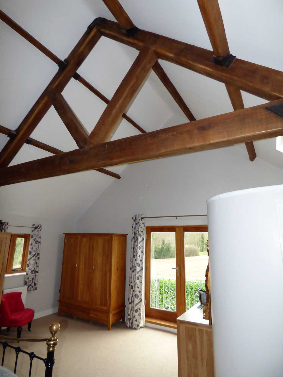Oak Beams 03