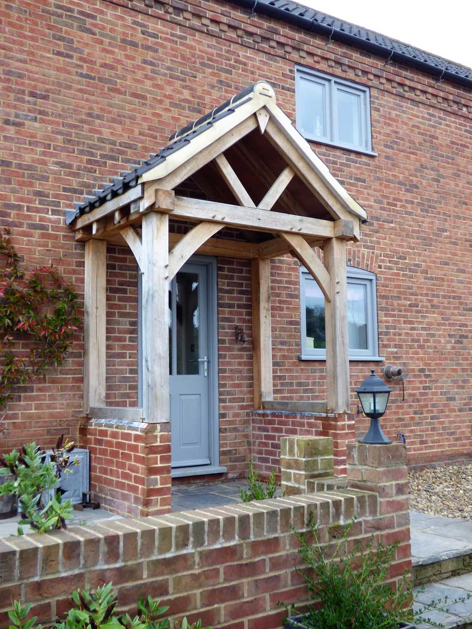Oak Porch 01