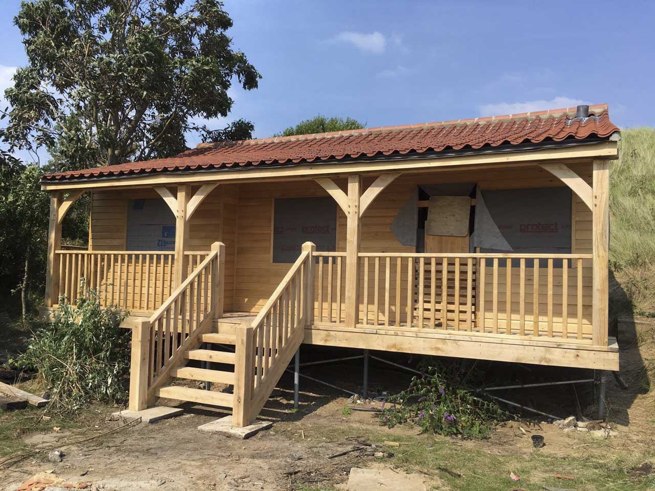 Cart Lodge – Weybourne