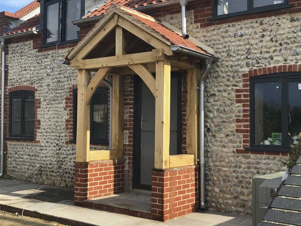 Oak Porch – Massingham