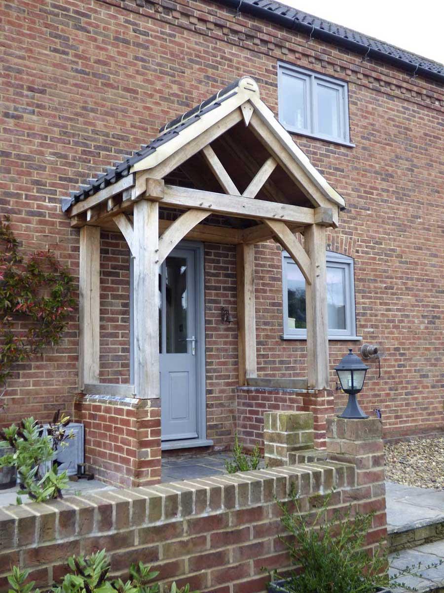Oak Porch Tuttington