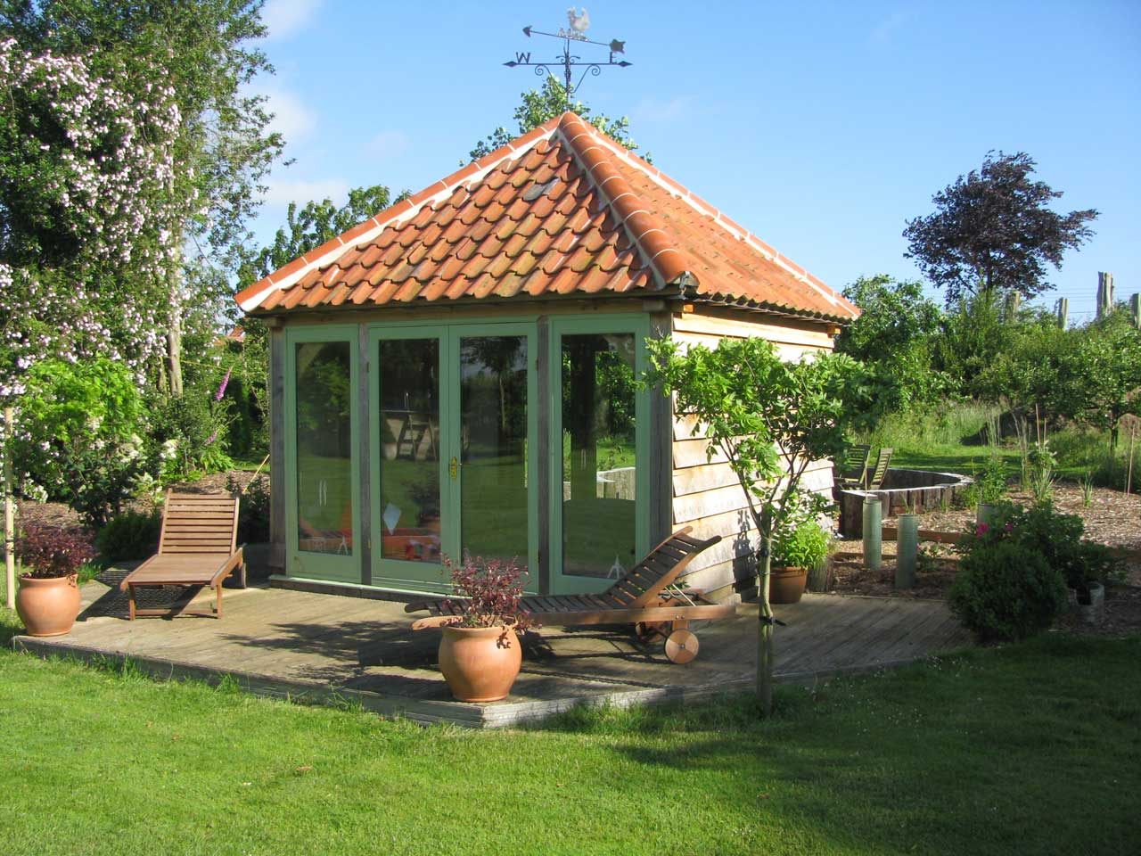 Garden Room – Warham