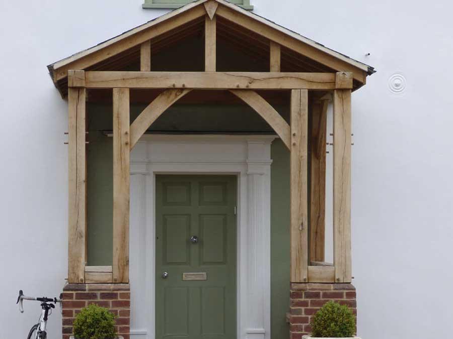 Oak Porch – Colby