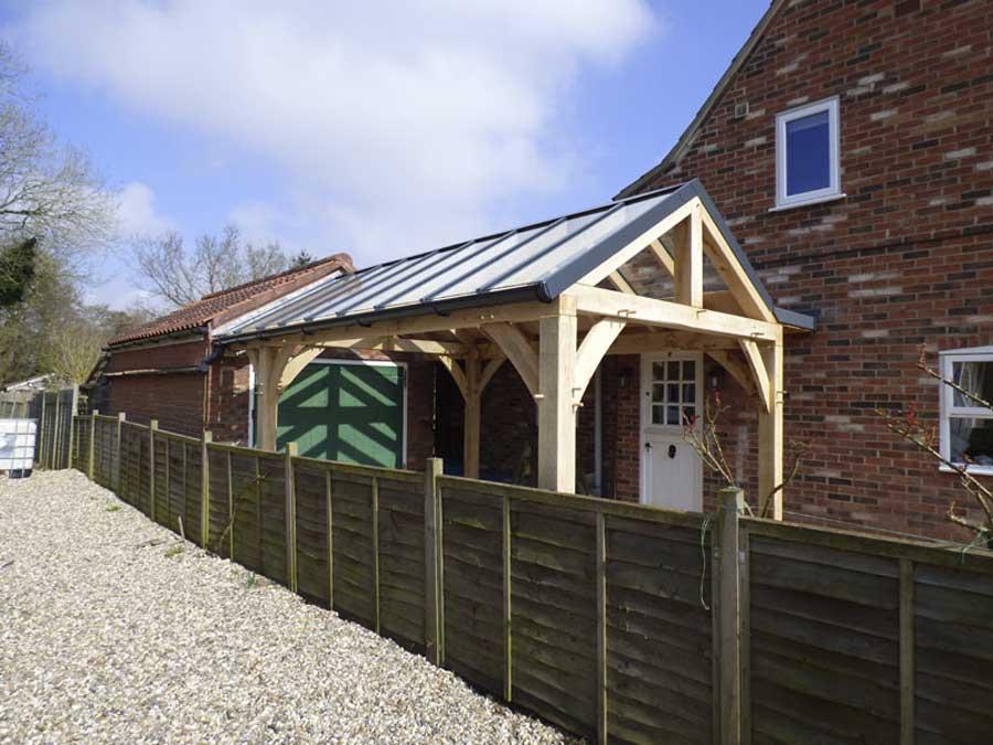 Oak Porch – Suffield